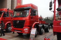 中国重汽 豪瀚重卡 336马力 6X2 牵引车(ZZ4255N25C6C1B) 卡车图片