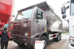 中国重汽 HOWO 371马力 6X4 宽体矿用自卸车