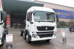 中国重汽 HOWO T5G重卡 336马力 6X2 牵引车(ZZ4257N25CGC1) 卡车图片
