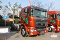 联合卡车 U280重卡 轻量化版 280马力 4X2 LNG牵引车(SQR4181NSZ-1) 卡车图片