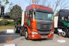 联合卡车 U340重卡 标载型 340马力 6X2 LNG牵引车(SQR4251N6ZT2)