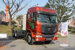 联合卡车 U400重卡 超重载型 400马力 6X4LNG牵引车(SQR4251N6ZT4) 卡车图片