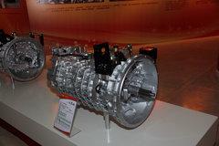 中国重汽HW19712L 12挡 手动变速箱