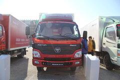 福田 欧马可1系 131马力 单排厢式轻卡 卡车图片
