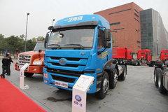 青岛解放 新悍威(J5M)重卡 330马力 6X2 牵引车(轻量化)(CA4227P1K2T3AEA82) 卡车图片