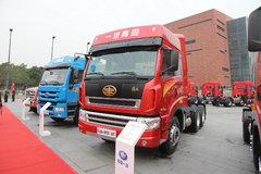 青岛解放 新大威重卡 390马力 6X4 牵引车(CA4258P2K2T1EA81) 卡车图片