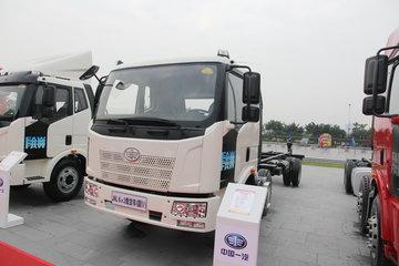 一汽解放 J6L中卡 220马力 6X2 7.7米栏板载货车(CA1190P62K1L7T3E4)