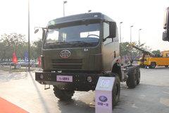 解放 奥威(J5P)重卡 越野型 290马力 6X6 栏板载货车(CA2191P2K2TA70E3) 卡车图片