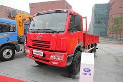一汽解放 悍威J5M重卡 180马力 4X4 排半栏板载货车(CA2120P7K2T5A70E3) 卡车图片