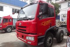 青岛解放 悍威(J5M)重卡 240马力 6X2 6米自卸车(CA3250P1K2T3EA80)