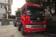 青岛解放 新大威重卡 280马力 8X4 9.5米仓栅载货车(CA5311XXYP2K2L7T4EA80-1) 卡车图片