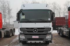 奔驰 Actros重卡 440马力 6X4 牵引车(型号2644) 卡车图片