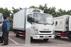 跃进 超越 125马力 4X2 冷藏车(南汽-畅达牌)(NJ5041XLCZFDCMZ) 卡车图片