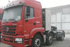 陕汽重卡 德龙M3000 336马力 6X2 LNG牵引车(SX4256GR279TL) 卡车图片