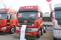 青岛解放 途V重卡 310马力 6X2 牵引车(CA4226P2K2T3EA82) 卡车图片