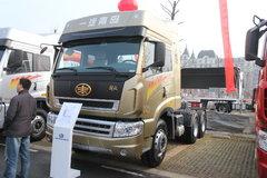 青岛解放 途V重卡 330马力 6X4 牵引车(CA4258P2K2T1EA80) 卡车图片