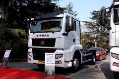 中国重汽 SITRAK C7H重卡 320马力 4X2 牵引车(ZZ4186N361MD1) 卡车图片