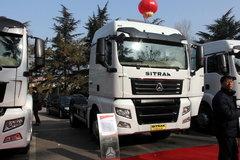 中国重汽 SITRAK C7H重卡 390马力 4X2 牵引车(ZZ4186V361HC1) 卡车图片