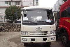青岛解放 骏威(J5K)中卡 180马力 6X2 9.5米仓栅载货车(CA5240XXYPK2L7T3EA80-1) 卡车图片