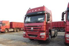 中国重汽 HOWO重卡 375马力 6X4 牵引车(ZZ4257N3247C1) 卡车图片