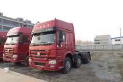 中国重汽 HOWO重卡 336马力 6X2 牵引车(ZZ4257N25C7C) 卡车图片
