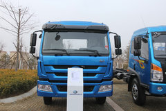 青岛解放 陆V中卡 180马力 4X2载货车(底盘)(CA5167XXYP1K2L4EA80) 卡车图片