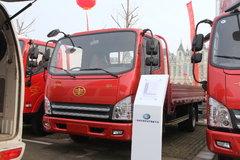 解放 虎V 100马力 4.2米单排栏板轻卡 卡车图片