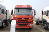 青岛解放 新悍威J5M重卡 336马力 6X2 LNG牵引车(CA4226P1K15T3NA80)