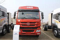 青岛解放 新悍威J5M重卡 336马力 6X2 LNG牵引车(CA4226P1K15T3NA80) 卡车图片