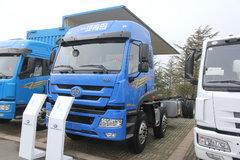 青岛解放 新悍威(J5M)中卡 190马力 6X2 排半载货车(底盘)(CA1251P1K2L7T3EA80)