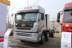 青岛解放 新大威重卡 336马力 6X2 LNG牵引车(CA4226P2K15T3NA80) 卡车图片