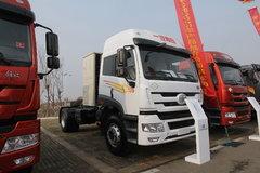 解放 新悍威J5M准重卡 300马力 4X2 LNG牵引车(CA4180P1K15NA80) 卡车图片
