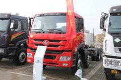 青岛解放 新悍威J5M重卡 280马力 8X4 7米LNG自卸车(CA3310P1K15L3T4NA80) 卡车图片