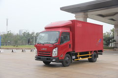 江铃 凯锐800 120马力 4.1米单排厢式轻卡(JX5047XXYXGA2) 卡车图片