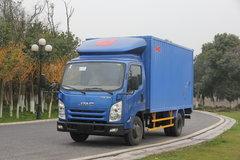 江铃凯锐800 120马力 4.1米单排厢式轻卡(基本款) 卡车图片