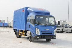江铃凯锐800 120马力 3.7米排半厢式轻卡(基本款) 卡车图片