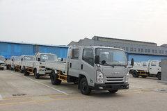江铃 凯锐800 基本版 122马力 2.6米双排栏板轻卡(JX1043TSB24) 卡车图片