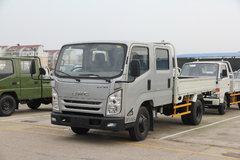 江铃 凯锐800 基本版 120马力 3.2米双排栏板轻卡(JX1043TSG23) 卡车图片
