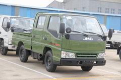 江铃凯运 95马力 2.2米双排栏板轻卡 卡车图片