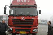 陕汽 德龙F3000重卡 336马力 6X2 牵引车(高速版)(SX4257NT279)