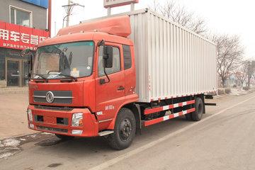 东风商用车 天锦中卡 160马力 4X2 6.2米厢式载货车(DFL5100XXYBX8)