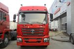 陕汽重卡 德龙X3000 430马力 6X4 LNG牵引车(国六))(SX4259XD4TLQ1)图片