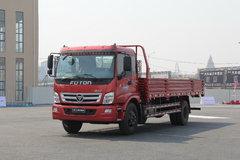 福田 奥铃CTX中卡 154马力 6.75米栏板载货车(BJ1139VJPEK-FB) 卡车图片