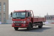 福田 奥铃CTX中卡 科技版 156马力 4X2 6.2米栏板载货车(国五)(BJ1169VKPEG-F2)