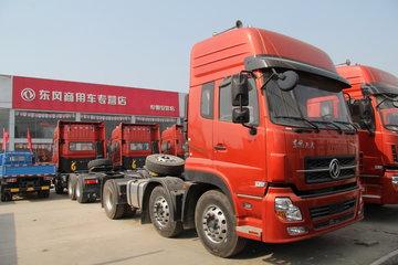 东风商用车 天龙重卡 340马力 6X2 牵引车(DFL4240AX2A)