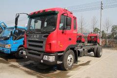 江淮 威铃中卡 158马力 4X2 仓栅载货车(HFC5161CCYK2R1HT) 卡车图片
