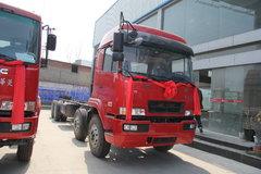 华菱之星 270马力 8X4 栏板载货车 卡车图片