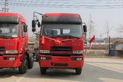 华菱之星 310马力 8X4 栏板载货车 卡车图片