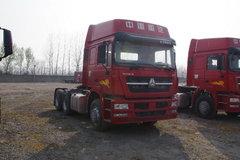 中国重汽 HOKA H7重卡 375马力 6X4 牵引车 卡车图片