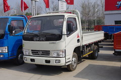 东风 多利卡S 75马力 3.3米单排栏板轻卡 卡车图片